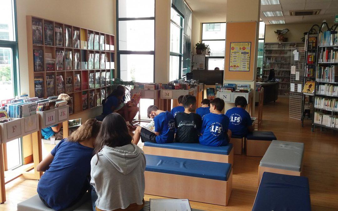 CDI du lycée français de Singapour