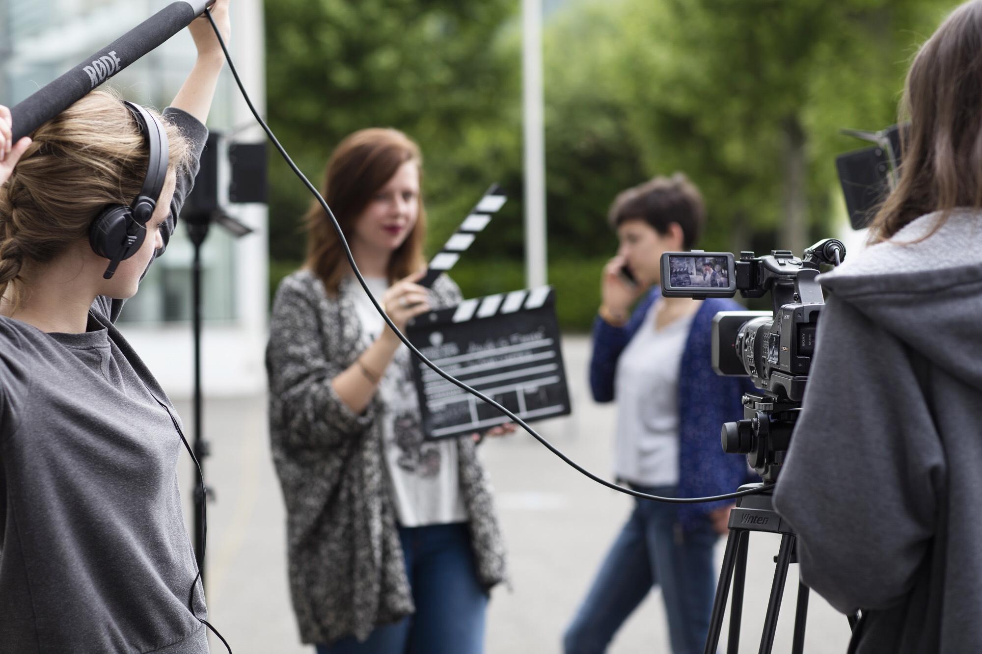 Section cinéma à Annecy