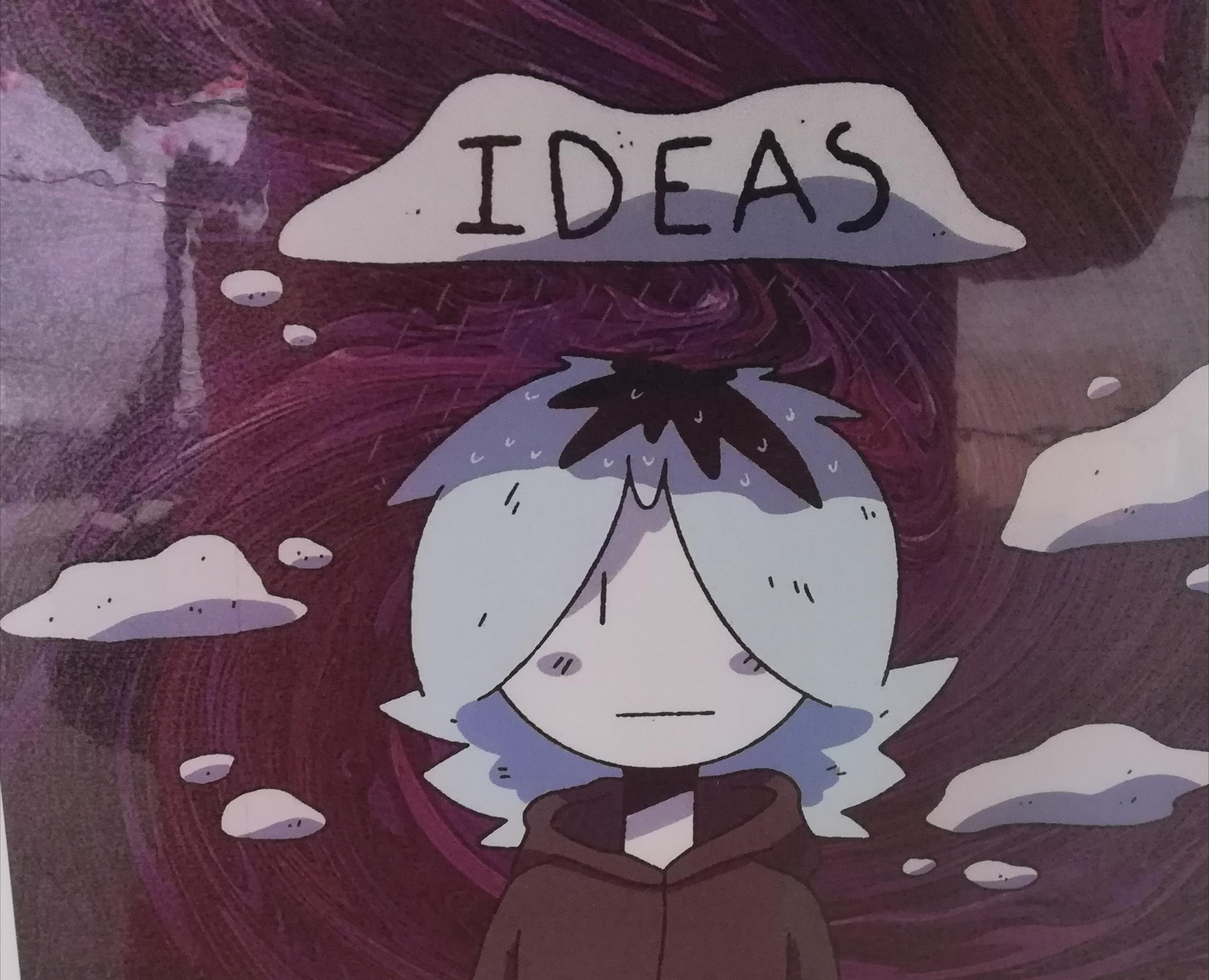 IDEAS………