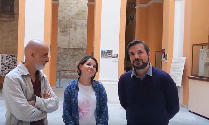 Encuentro en Sevilla con el coordinador, Nicolas Augusto
