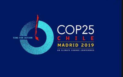 Discours pour la COP 25