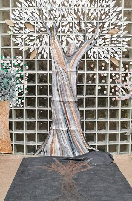 La place de l'arbre