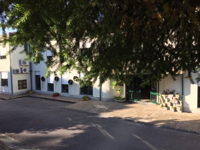 Le collège de Fragoso au Portugal